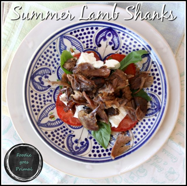 Summer Lamb Shanks