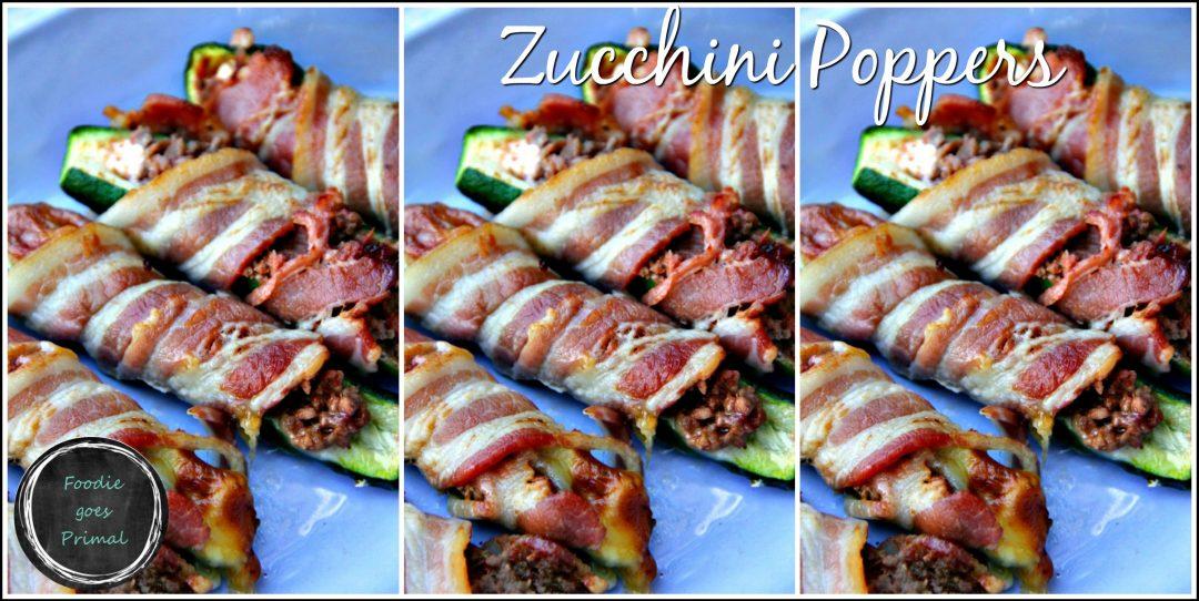 zucchini poppers